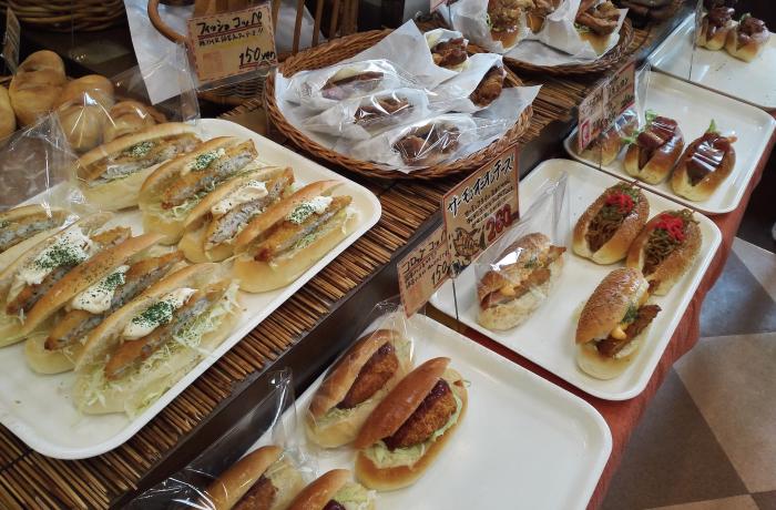 エミュウのパンの種類と値段