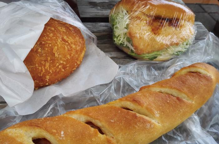 オルブロートのパン