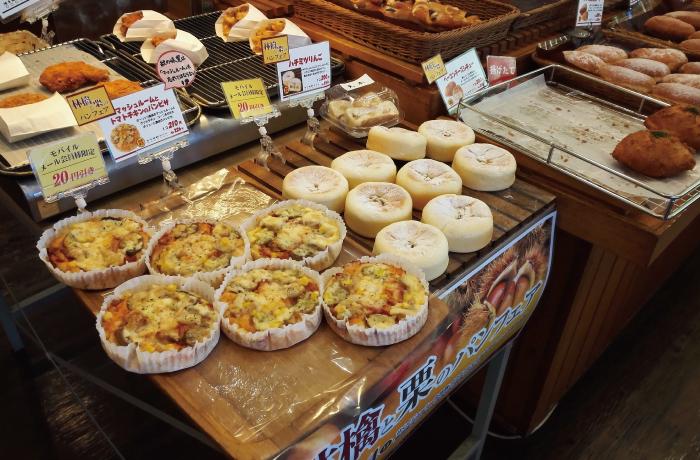 サンメリーのパンの評価