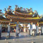 聖天宮の門