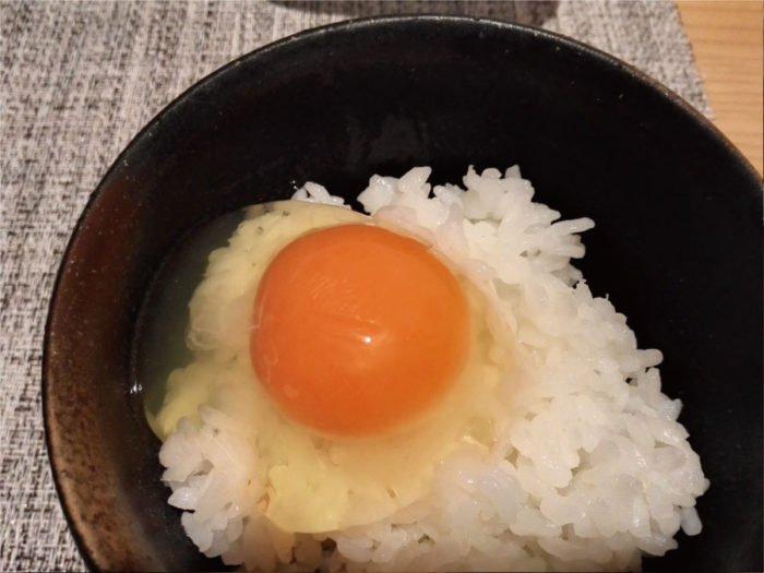 お米の上にのるトップラン