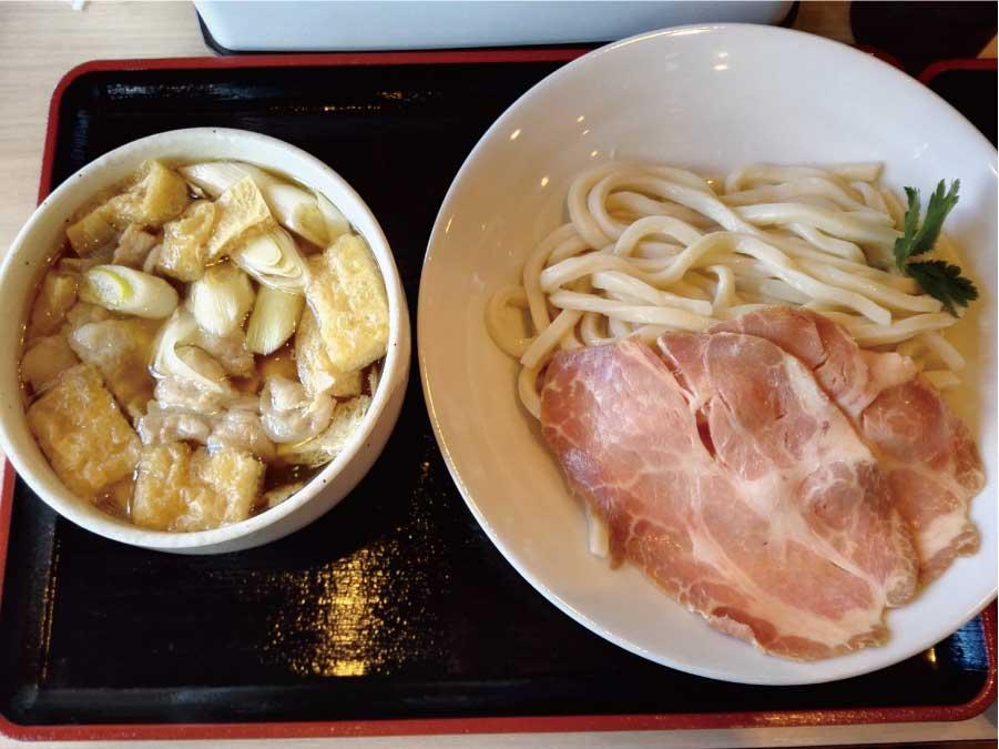 寿製麺のうどん