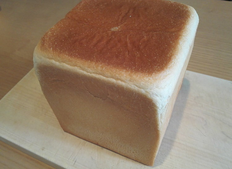 一本堂の食パンを食べた感想