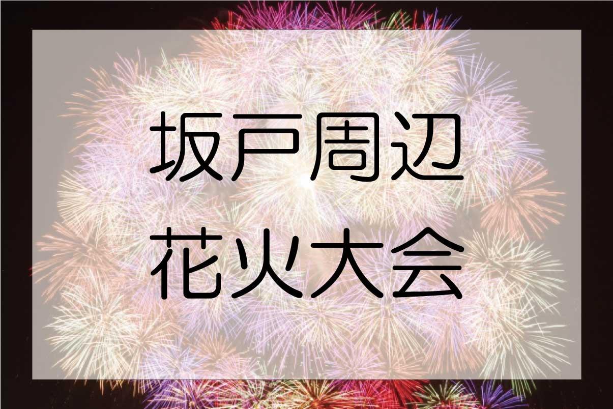 【2019年版】坂戸市周辺のおすすめ花火大会3選