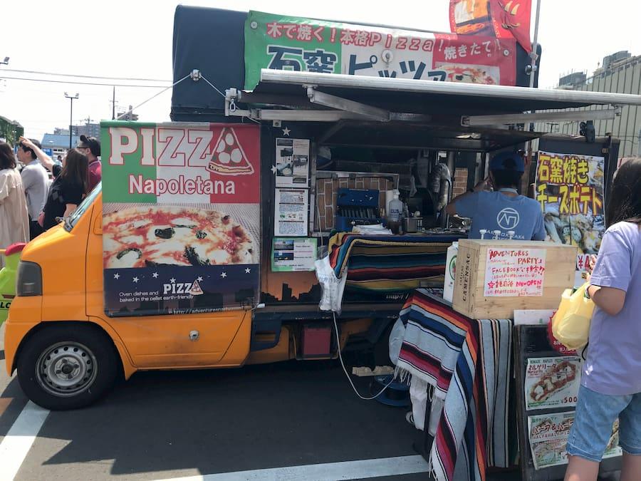 「川越パンマルシェ」に出店する飲食店