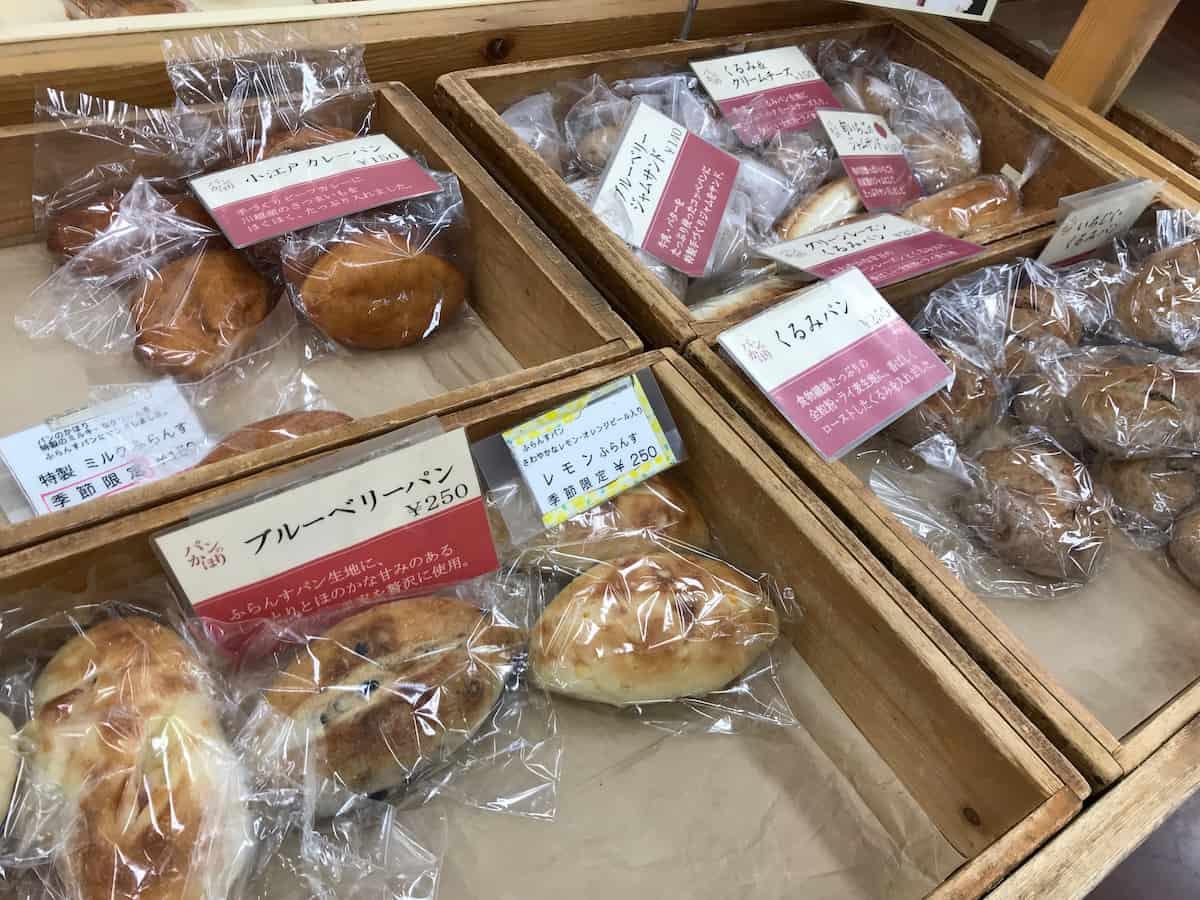 「パンのかほり」のパン