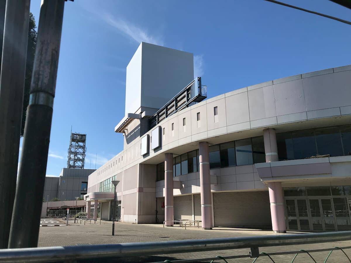 ふじみ野市「イトーヨーカドー 上福岡東店」閉店後の外観