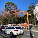 元旦に川越氷川神社に行ってみた!混雑具合は?屋台は?