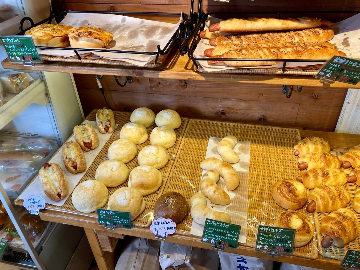 ル・ポポタンのパン
