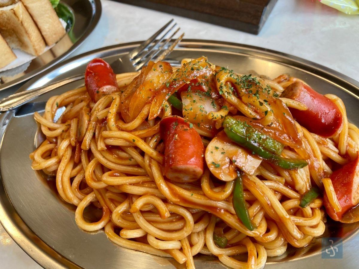 スパゲッティ・ナポレターナ